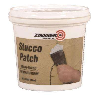 1 qt. Ready-Mixed Stucco Patch (Case of 6)