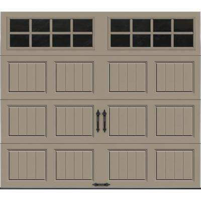Gallery Collection Insulated Short Panel Garage Door with SQ24 Window