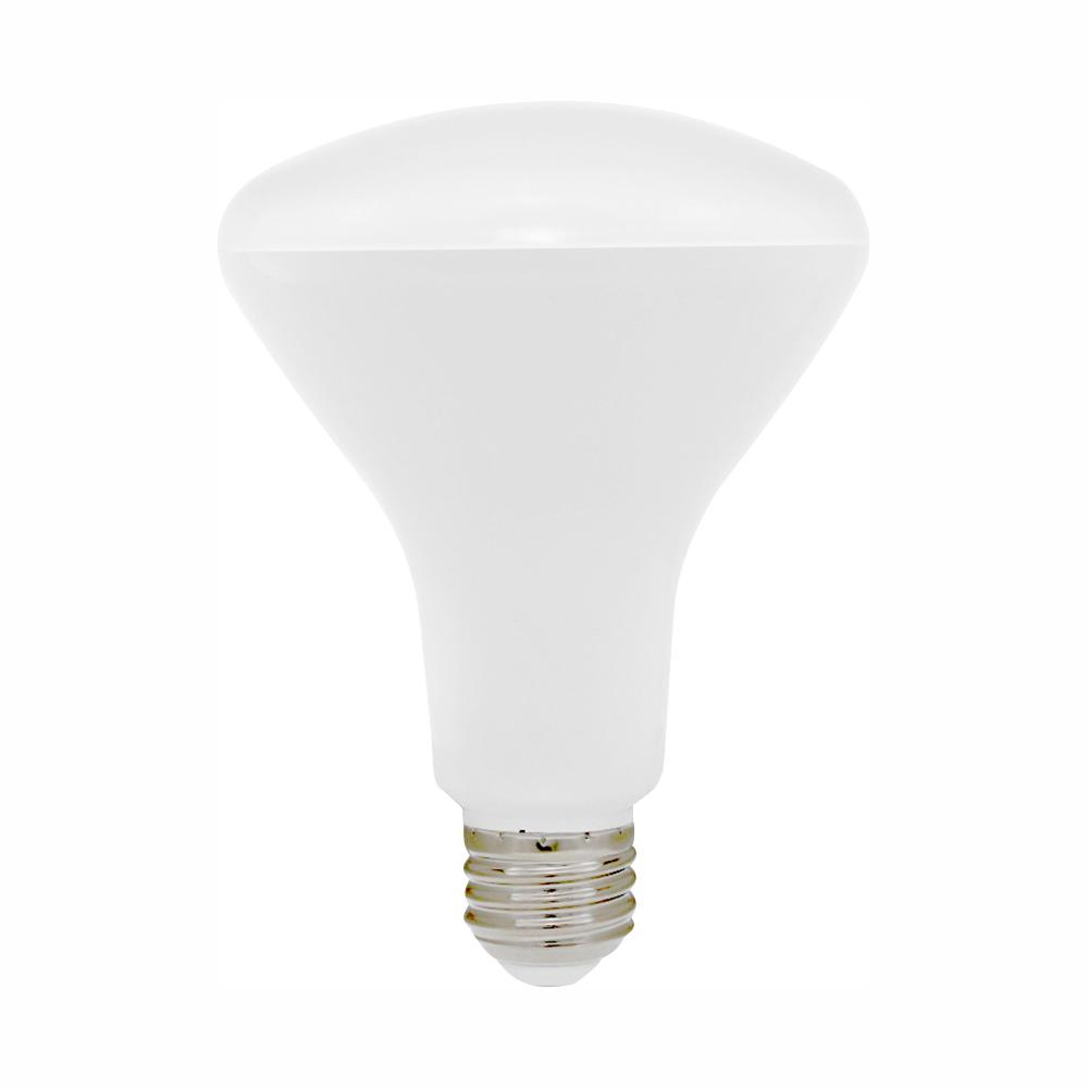 Euri Lighting 65-Watt Equivalent Soft White BR30 Dimmable LED CEC-Certified Light Bulb