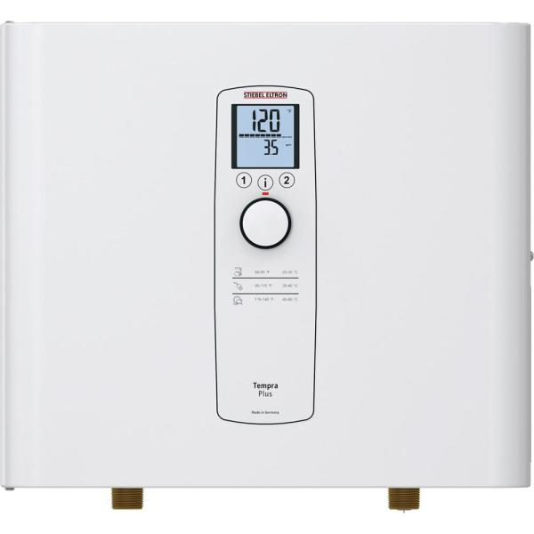 Tempra 20 Plus Advanced Flow Control & Self-Modulating 20 kW 3.90 GPM Compact Residential Electric Tankless Water Heater