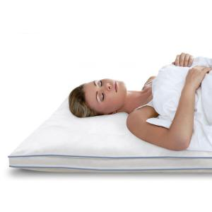 BioPEDIC Memory Plus 3 inch Queen Memory Foam and Fiber Mattress Pad by BioPEDIC