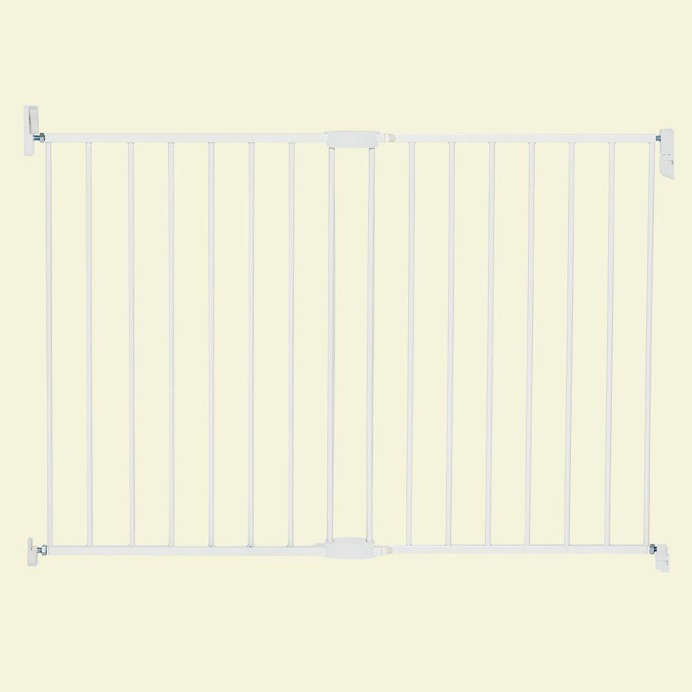Munchkin 36 in. Extending Metal Gate Extra Tall and Wide