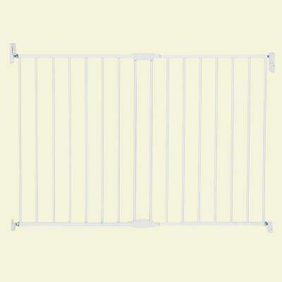 36 in. Extending Metal Gate Extra Tall and Wide