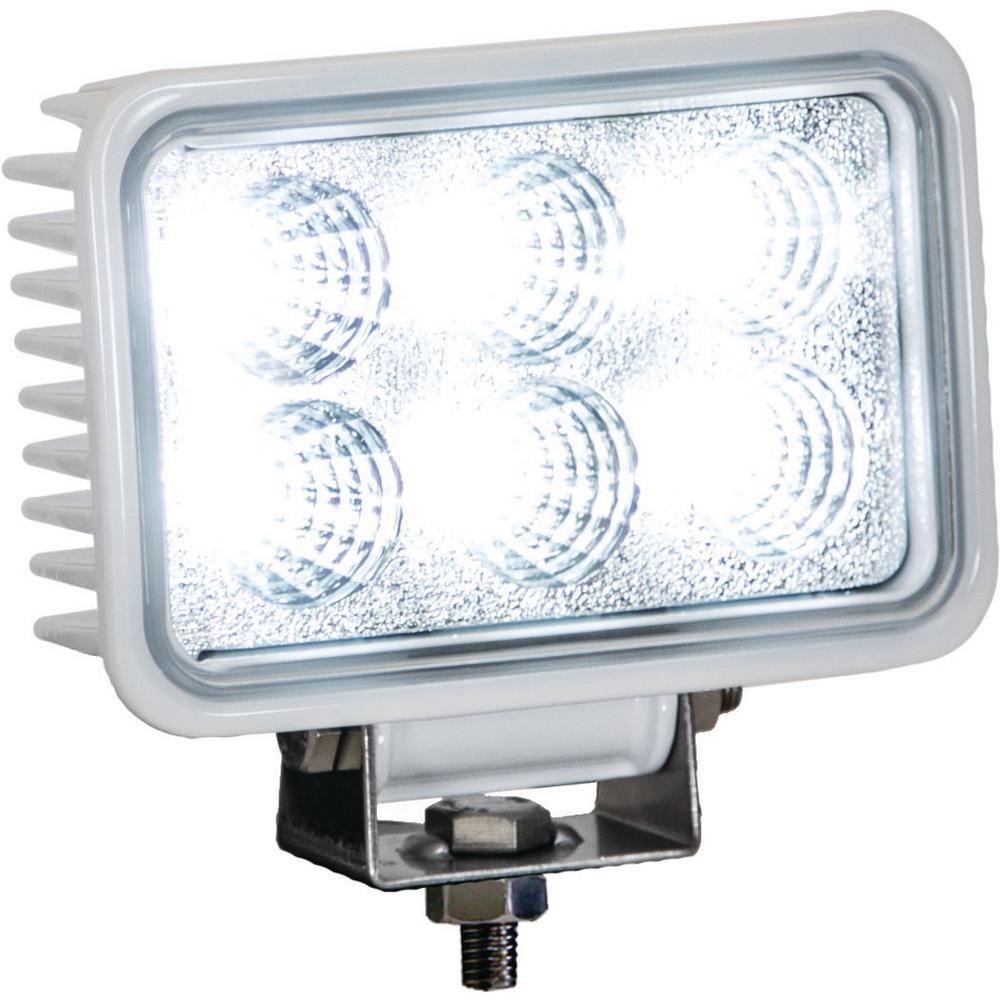4 in. x 6 in. LED Rectangular Spot Light