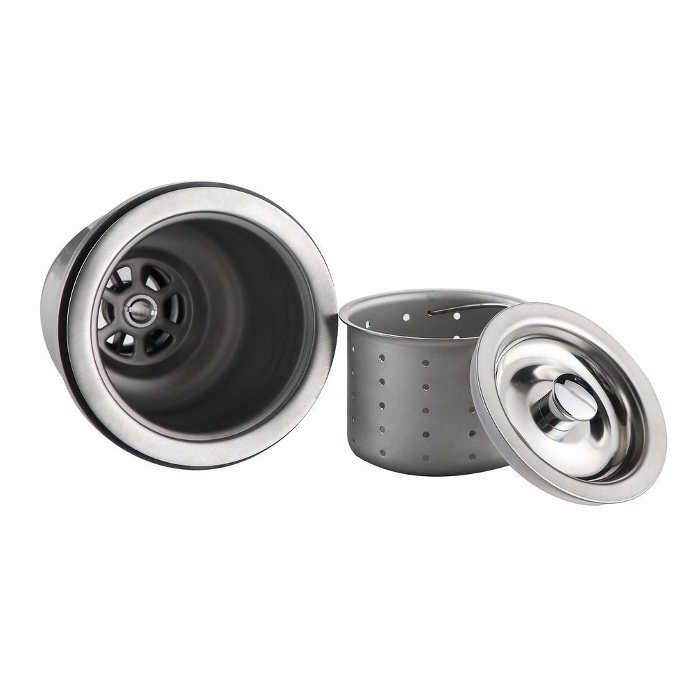 Basket Strainer in Stainless Steel