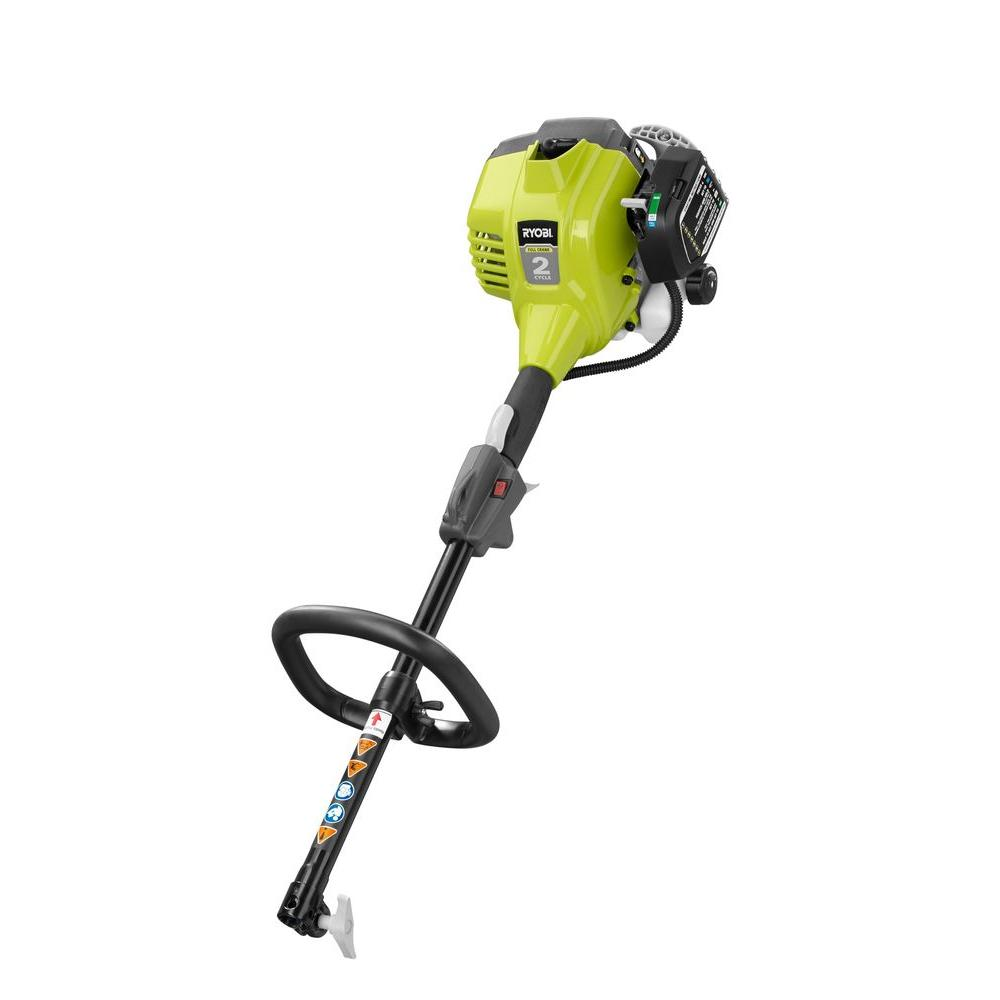 Ryobi Expand It 25 Cc 2 Cycle Full Crank Gas Power Head