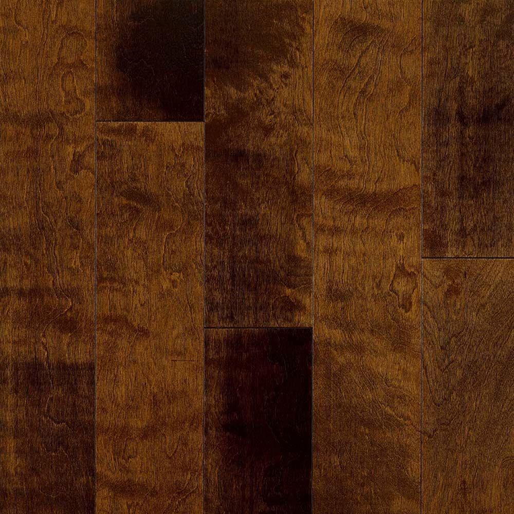 Bruce Montrose Chocolate Malt 1/2 in. Thick x 5 in. Wide x Random Length Engineered Hardwood Flooring (28 sq. ft. / case)