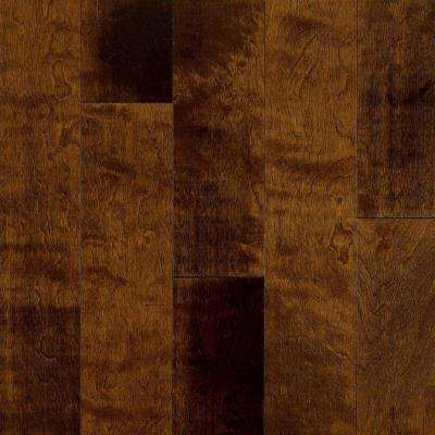 Montrose Chocolate Malt 1/2 in. Thick x 5 in. Wide x Random Length Engineered Hardwood Flooring (28 sq. ft. / case)