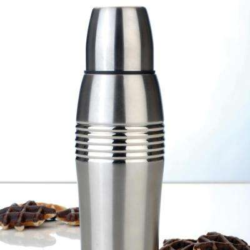 Designo 18/10 Stainless Steel 18 oz. Travel Vacuum Flask