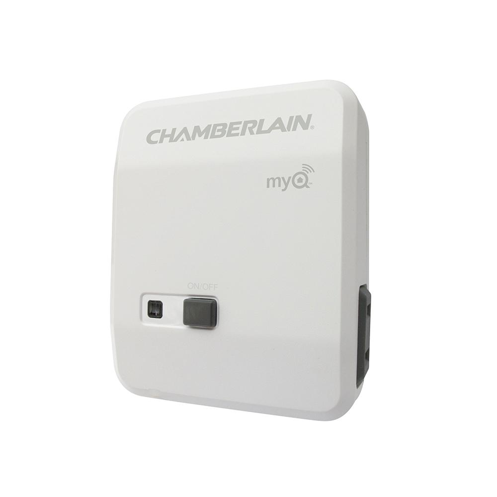 MyQ Plug-in Smart Lamp Control by Chamberlain