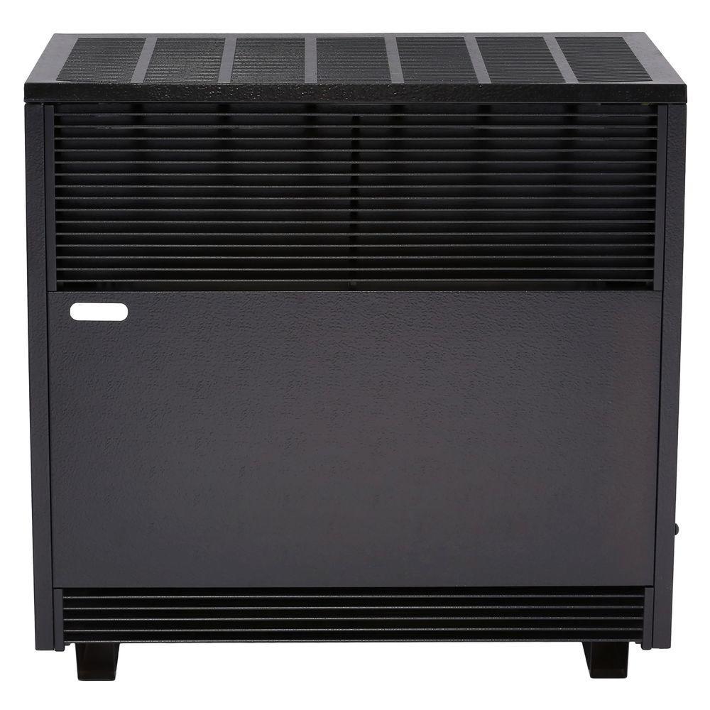 65,000 BTU/Hr Enclosed Front Room Heater Liquid Propane Gas