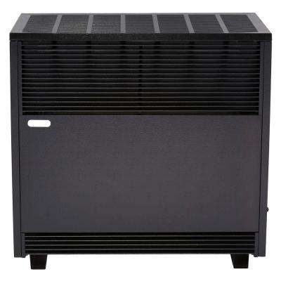 65,000 BTU/hr Enclosed Front Console Propane Gas Room Heater