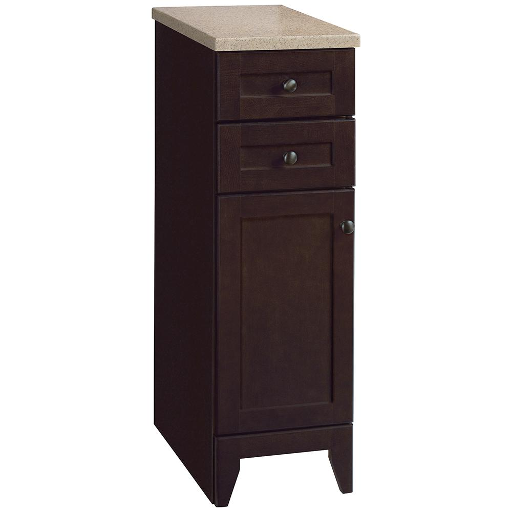 Glacier Bay Bathroom Cabinets Storage Bath The Home Depot - Glacier bay bathroom cabinets for bathroom decor ideas