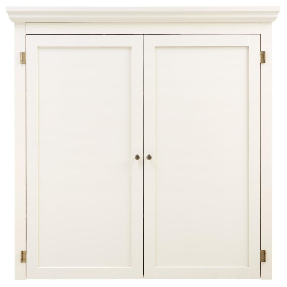 Prescott Polar White Pantry Open Top