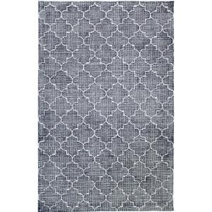 Dynamic Rugs Cinder Dark Blue 8 ft. x 11 ft. Indoor Area Rug by Dynamic Rugs