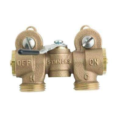 1 in. Copper IPS PE Laundry-Mate Washing Machine Valve