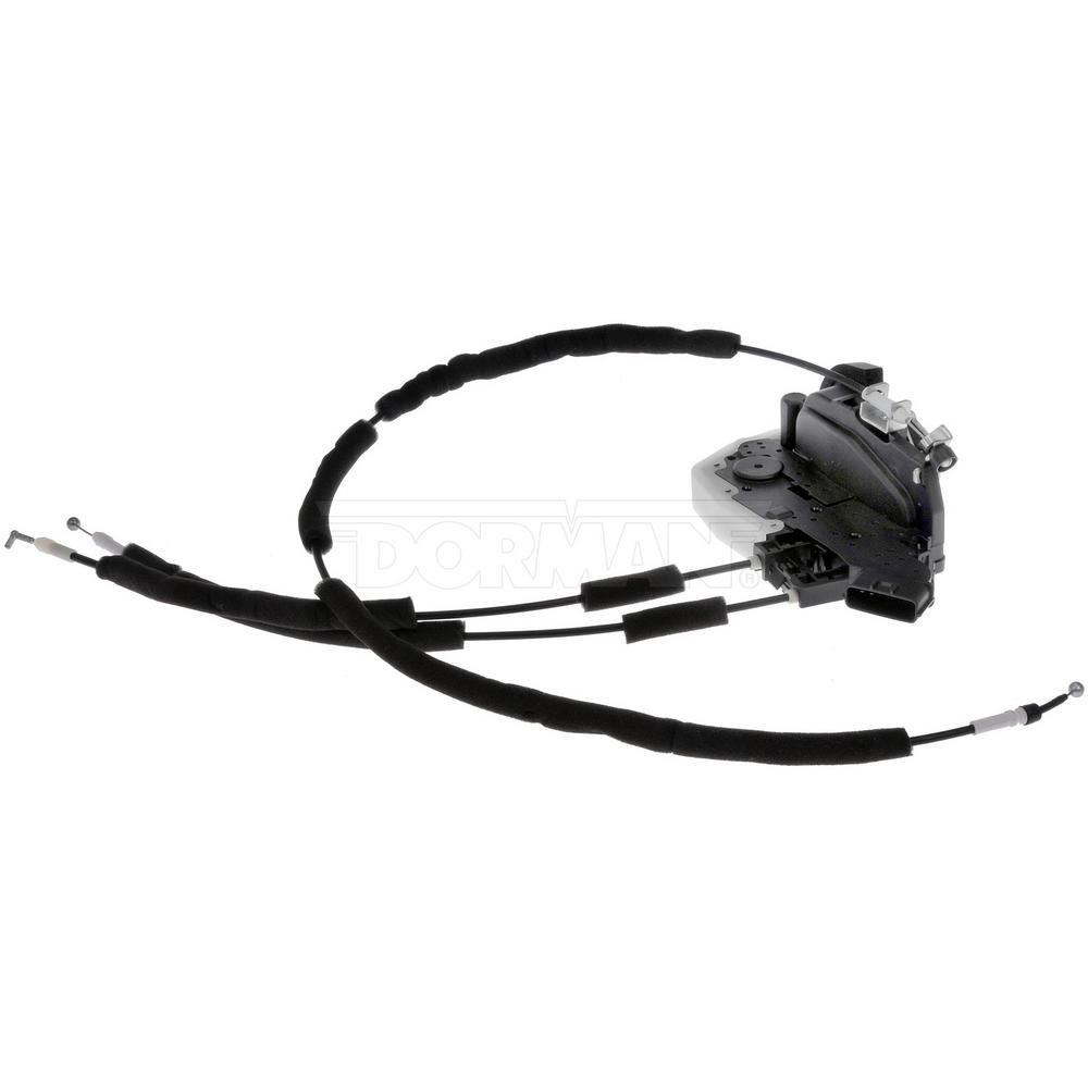 OE Solutions Integrated Door Lock Actuator 2009-2014 Nissan Murano