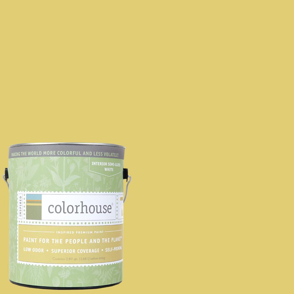 1 gal. Beeswax .04 Semi-Gloss Interior Paint