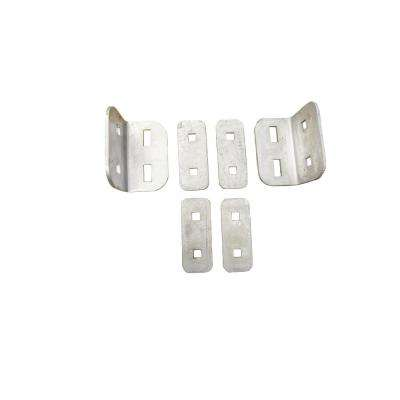 Floating Dock Corner Bracket Kit for 2 in. x 6 in.