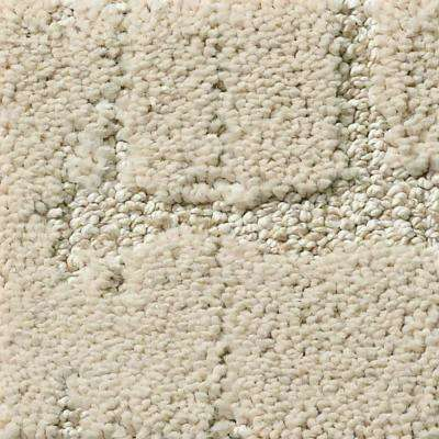 Berlin - Color Clay Patterned 12 ft. Carpet