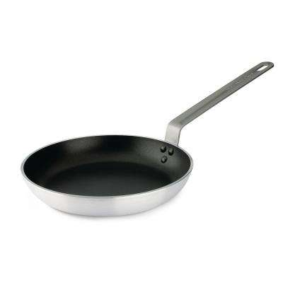 10.25 in. Aluminum Fry Pan with Professional Handle and Platinum Teflon