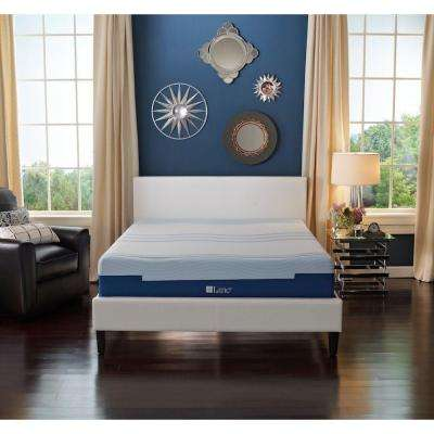 8 in. California King Size Memory Foam Mattress