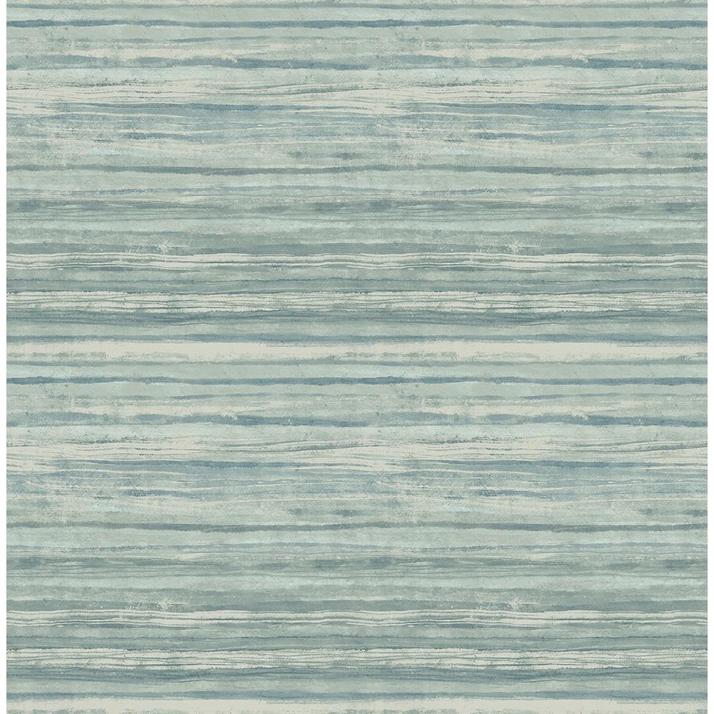 Kenneth James Arakan Green Stripe Wallpaper 2671-22454