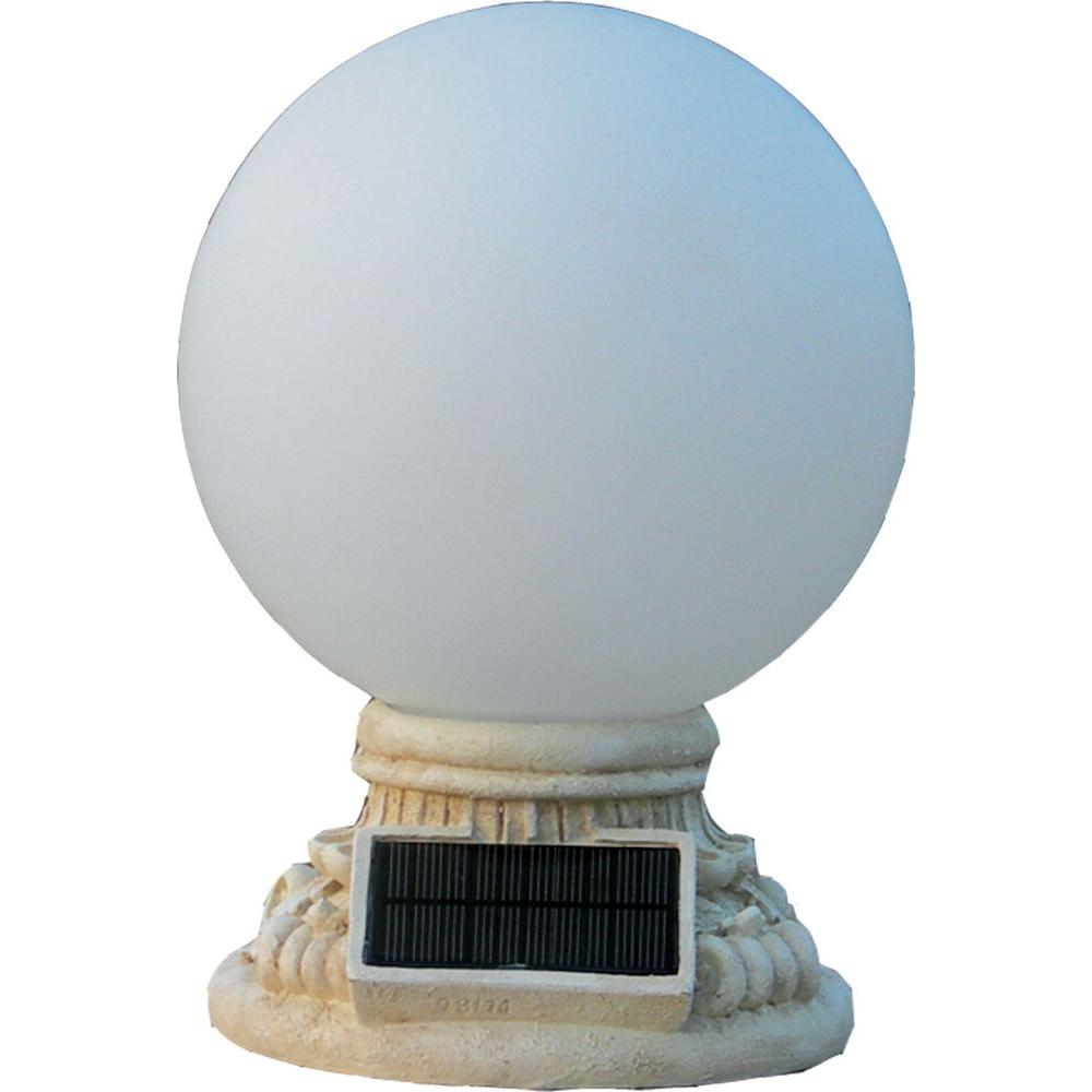 Globe Solar Light Home Hardware