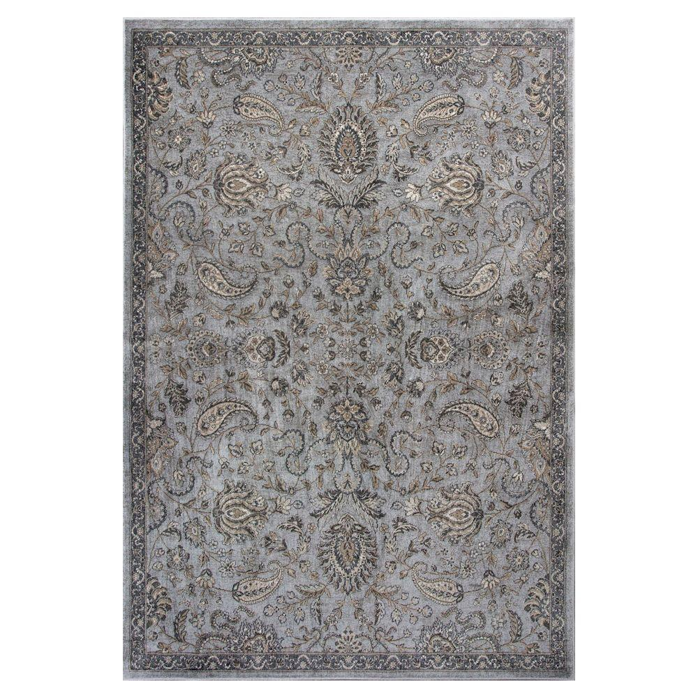 Audrey Taupe 7 ft. 10 in. x 11 ft. 2 in.