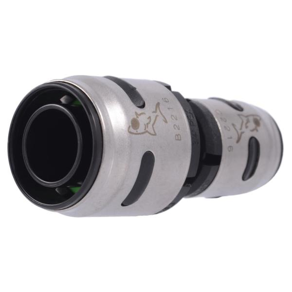 3/4 in. x 1/2 in. Push-to-Connect EVOPEX Plastic Reducing Coupling Fitting
