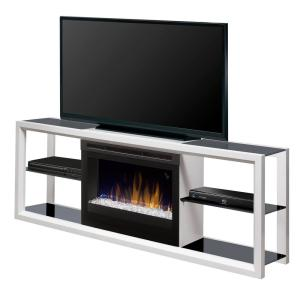 Dimplex Novara 64 In Freestanding Electric Fireplace Tv