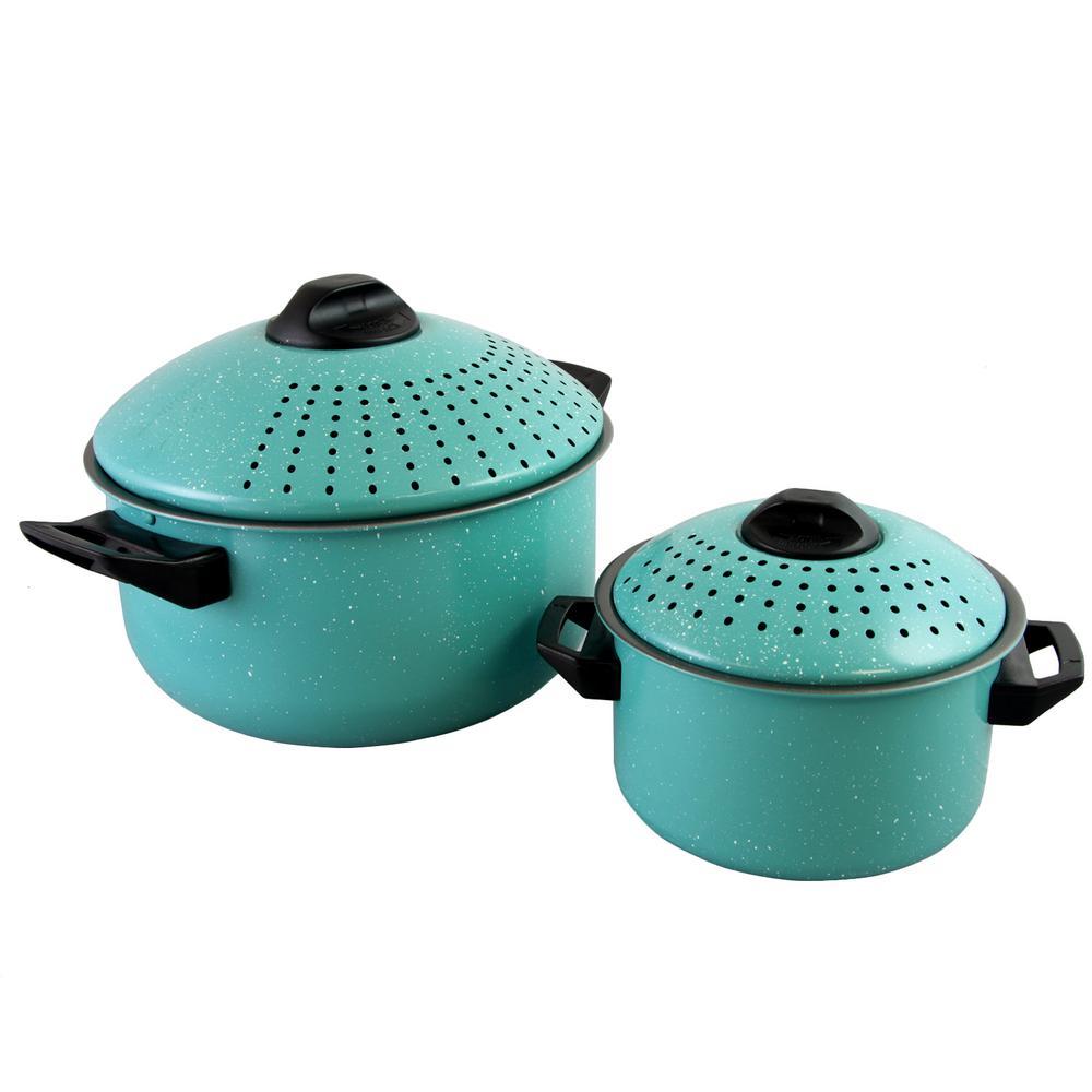 Casselman 4-Piece Pasta Pot Set
