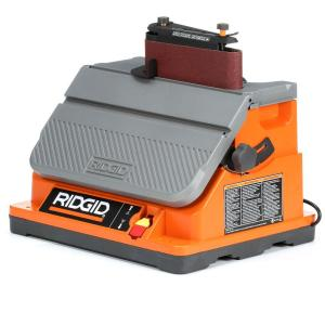 Ridgid Oscillating Edge/Belt Spindle Sander by RIDGID