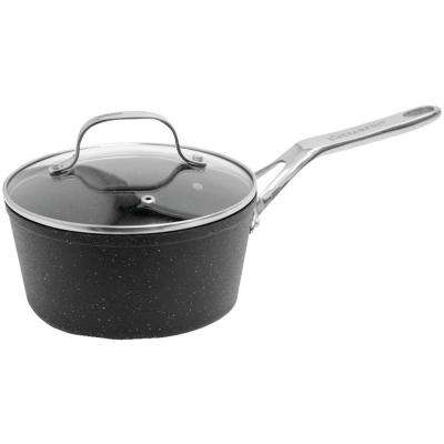 Rock 2 Qt. Stainless Steel Handle Sauce Pan