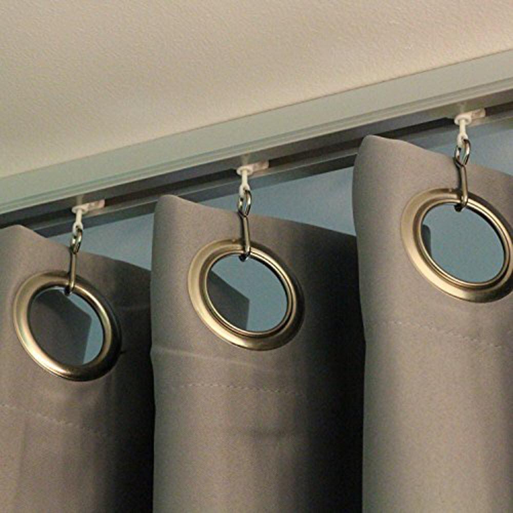 Ceiling Track Roller Hooks (5-Pack)