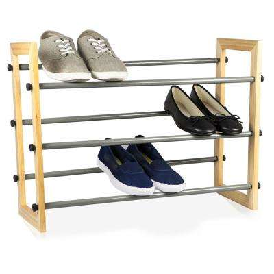 15-Pair Shoe Organizer