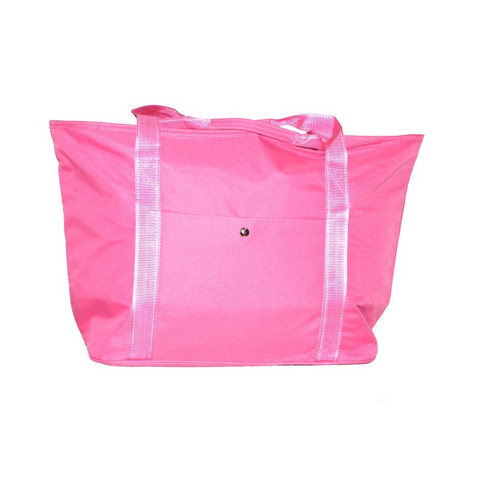 20 Qt. Insulated Hand Bag in Fuchsia