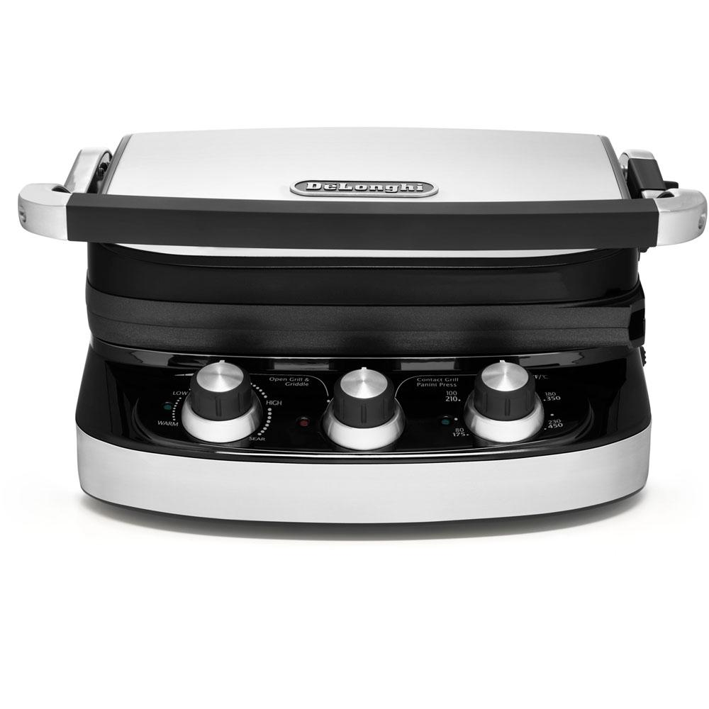 5-in-1 Ceramic Durastone Indoor Grill
