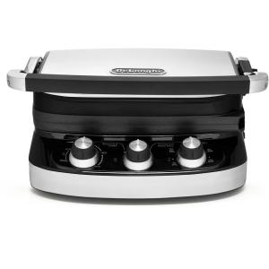 DeLonghi 5-in-1 Ceramic Durastone Indoor Grill by DeLonghi