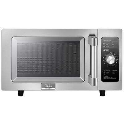 0.9 cu. ft. 1000-Watt Commercial Countertop Microwave Oven in Stainless Steel