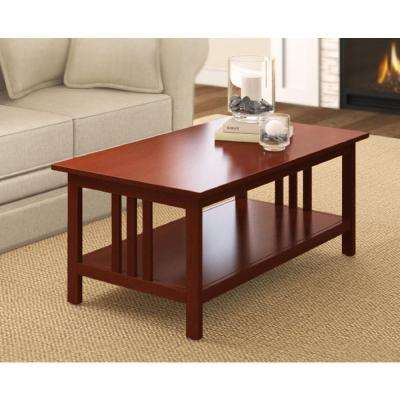 Cherry Coffee Table