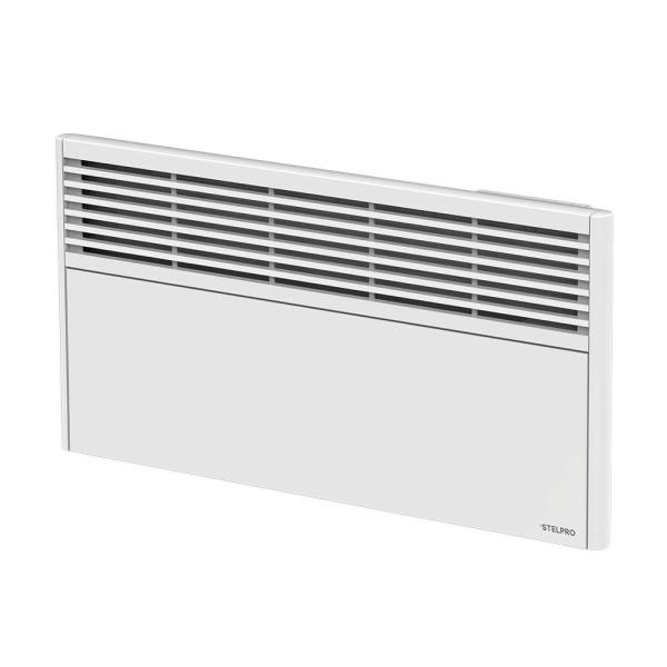 Orleans Low 50-1/4 in. x 13 in. 2000-Watt 240-Volt Forced Air Electric Convector in White without Control
