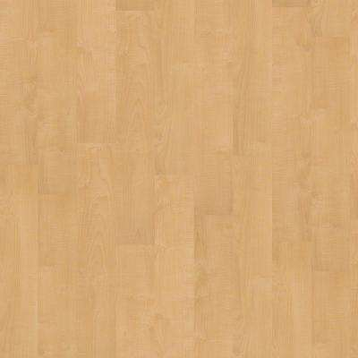 Take Home Sample - Gallantry Tawny Resilient Vinyl Plank Flooring - 5 in. x 7 in.