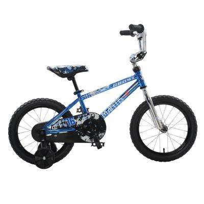 Growl Blue Ready2Roll 16 in. Kids Bicycle