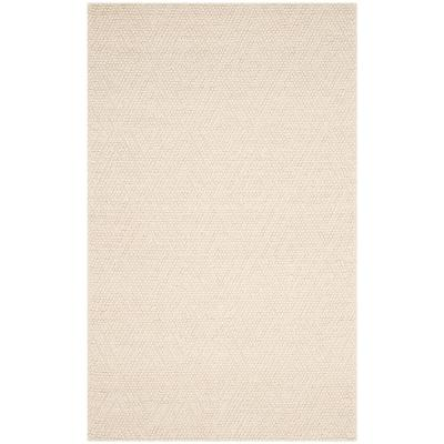 Natura Ivory 6 ft. x 9 ft. Area Rug