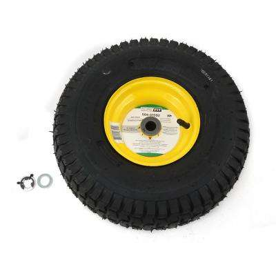 15 x 6 - 6 Replacement Wheel Assembly for John Deere OE No M123810 and GY20638