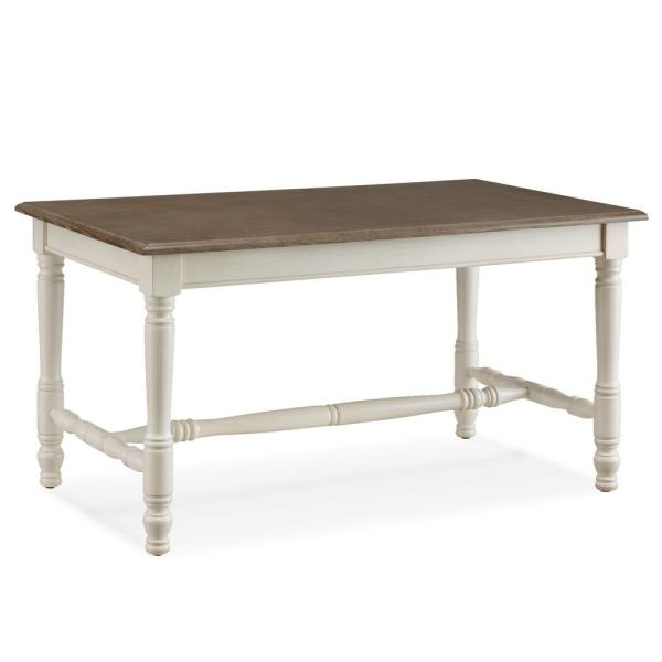 Toscana 20 in. Painted Two-tone Condo/Apartment Coffee Table