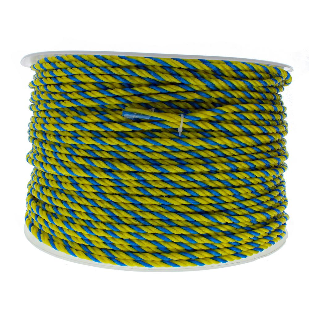 1/4 in. x 1,000 ft. Pro-Pull Polypropylene Rope