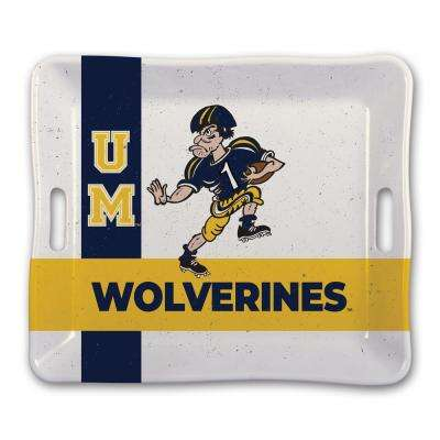 Michigan Melamine Serving Tray