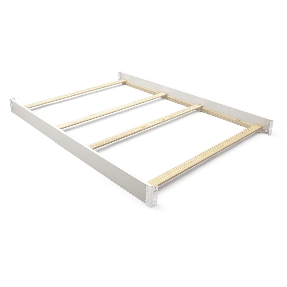 Bianca White Full Size Bed Rails